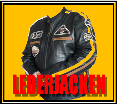 Lederjacken Button1b